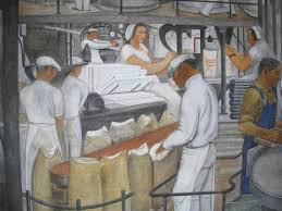 Coit Tower Murals Controversy by 116 Best Murals Images On Pinterest Murals Post Office And Work