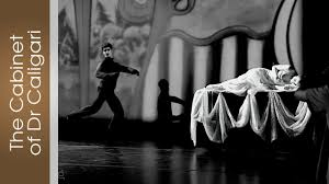 The Cabinet Of Dr Caligari Expressionism Analysis by The Cabinet Of Dr Caligari At The El Portal Theatre Youtube