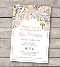 Free Printable Rustic Bridal Shower Invitation Templates 359 X 400 640 712