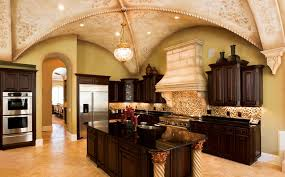 Black Galaxy Granite Countertops Traditional Kitchen