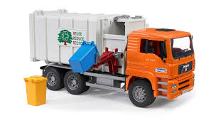 NZ Trucking. MAN TGA Garbage Truck | NZ Trucking Magazine