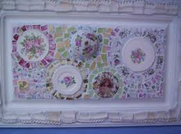 Linda Washburn Shabby Chic Wall Art 1 Large