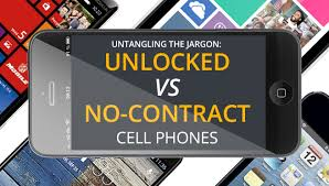 Unlocked vs No Contract Cell Phone Which is better