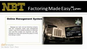 100 Factoring Companies For Trucking National Bankers Trust NBT Truck Programs