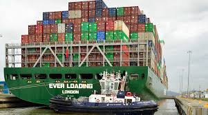 100 Container Projects Expanded Panama Canal Huge Ships Port But Experts