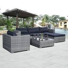Broyhill Outdoor Patio Furniture by Blue Patio Furniture Outdoor Living Tips For Keeping Your Rattan