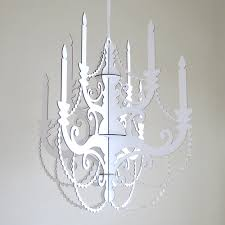28 Images Of Cardboard Candelabra Template Tonibest Chandelier Cut Outs Audiocablefo Diy
