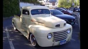 100 50 Ford Truck Hot Rod Pickup YouTube