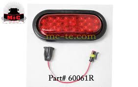 Truck-Lite Red 26 Diode 60 Series High Mounted Stop Lamp & Grommet ... Led Bulbs For Trucks Inspirational Truck Lite R 36 Series Dual Custom Oval Rubber Grommets For Automotive Light Buy Cable Similiar Model 60 Strobe Tube Keywords Ledglow Tailgate Led Bar With White Reverse Lights Trucklite Grommet Lamps 60700 Youtube Signal Stat At Wiring Diagram Lambdarepos Trucklite 1 Bulb Yellow Incandescent Rear Lite Tail Harness Data Diamond Shell 26 Diode Red Trucklite Open Int Ad 3x725 Gaz 8918pdf Wellsboro Gazette