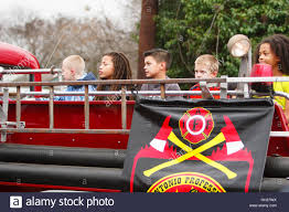 San Antonio, USA. 16th January, 2017. Children Ride On A Fire Truck ... Ride On Toy Kids Car Children Push Along Outdoor Fire Truck Wheels Deluxe Pedal Riding From Hayneedlecom Xander Lee Amazoncom Kid Motorz Engine 6v Red Toys Games Buy Fire Engine Ride Online In Australia Find Best Kids On Cars Electric Childrens 12v Battery Remote 6v Rescure Electric Motorbike Power Firetruck Mayhem 12 Volt Battery Custom Vintage Radio Flyer Truck Dolapmagnetbandco Trax Rideon The Best Of Toys For Toddlers Pics Ideas Toysrus Powered Resource