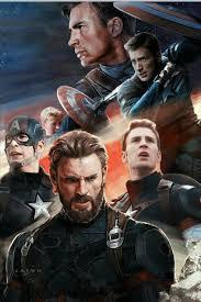 Captain America Chris Evans Von