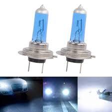 hotsystem 2x h7 6000k xenon gas halogen headlight