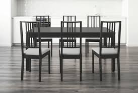 Leather Dining Chairs Ikea by Interesting Marvelous Dining Room Chairs Ikea Lovable Leather