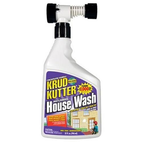 Krud Kutter Concentrated Formula Multi-Purpose House Wash - 32 oz