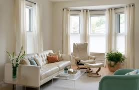 Blinds Ideas How To Dress Up Your Bay Window Beautifully