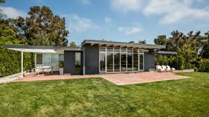 100 Rodney Walker Architect Case Study House 18 In Pacific Palisades On The Market For 10M