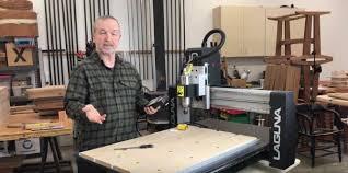 laguna iq cnc review part two popular woodworking magazine