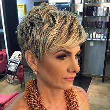 2018 Short Hairstyles For Over 50