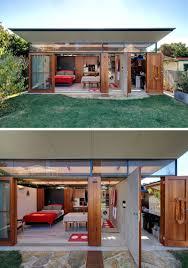 100 Backyard Studio Designs This Impressive Shed Combines Living Quarters A Bathroom