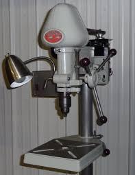 Floor Mount Drill Press by Drill Press Restoration Sprunger Dp15 The Garage Journal Board