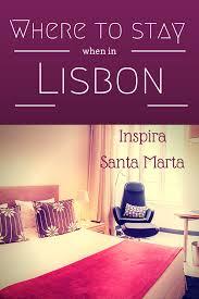 100 Inspira Santa Marta Hotel Lisbon Portugal A Stay At The Boutique Hotel