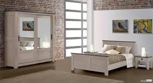 chambre bois massif contemporain chambre complète meubles