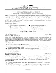 Resume Profile Examples Professional Templates In