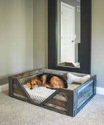 Secret Tricks To Making Any Diy Craft Pallet Dog Beds Dog Beds