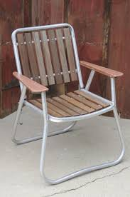 Vintage Aluminum Folding Redwood Wood Slat Lawn Chair Patio Deck ... Stylish Collection Of Outdoor Chaise Lounge Chairs Sling Pair Of Lawn By Telescope Fniture Company For Sale At 1stdibs A Guide To Buying Vintage Patio Design Costco Beach Inspiring Fabric Sheet Chair Cheap Find Deals On Line Rejuvenate Metal 12 Steps With Pictures Table Clearance Big Home Depot Macram Blue White Retro Antique Knitted Bean Bag 56 Gliders 1000 Ideas About Details About 2 Vintage Sunbeam Matching Alinum Folding Webbed
