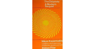 the odyssey in modern the odyssey a modern sequel by nikos kazantzakis