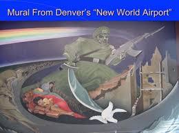 Denver International Airport Murals Artist by Denver Airport Murals Explained By Dr Leonard Horowitz