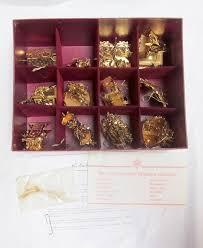 Christmas Tree Shop Danbury Holiday Hours by Amazon Com Danbury Mint 1997 23kt Gold Christmas Ornament