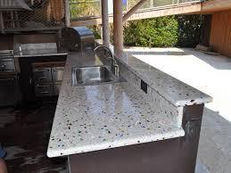 terrazzo countertops style go green with terrazzo countertops
