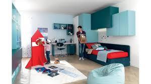 lit avec canapé chambre d ado avec lit canape modulable compact so nuit