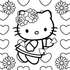 Hello Kitty Say Happy Valentines Day To All