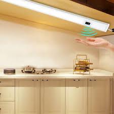 details zu led unterbauleuchte schrankle mit bewegungsmelder sensor küche nachtlicht