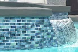 6x6 Glass Pool Tile by Classic Pool Tile Swimming Pool Tile Coping Decking Mosaics