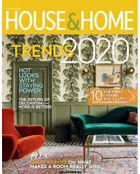 100 House And Home Magazines January 2020 Free PDF Magazine Download