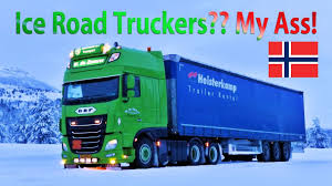 Ice Road Truckers?? My Ass! - Norway Trucking - WV 03 -William De ... Trucking News Dat Spot Rates Easing After Eld High American Trucker Datprofsionalservices Truck Driver Detention Pay Ice Road Truckers My Ass Norway Wv 03 William De Solutions Freight Index Info Todays Truckingtodays Load To Ratio Rate Carriers Brokers And Shippers With New Company Reviews Feature Christmas Trees Dont Be Fooled By Februarys Seasonal Spot Rate Dip