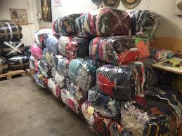 100 Second Hand Summer House Wholesale Winter Clothing Clothes UK Market