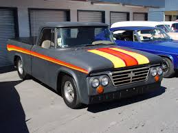 1962 Dodge Pickup - Matte Black - Yellow & Orange Stripes - Front ... 1962 Dodge D100 Pickup Youtube Dodge Sweptline Series 1 Americian Lafrance Tired Fire Truck Flickr Dart 330 Stock Photo 54664962 Alamy Dcm Classics On Twitter Visit Our Truck Project Whiskey Bent Tim Molzens Crew Cab Slamd Mag Lcf Series Wikipedia Pickup Of The Year Late Finalist 2015 Resurrection 2017 Nsra Street Rod