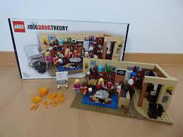 lego ideas 21302 the big theory 010 wohnzimmer sheldon