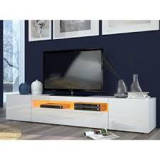 tv dans cuisine delightful meuble cuisine bas 120 cm 4 meuble tv laque blanc