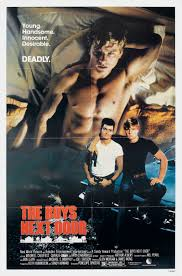 Poster for The Boys Next Door 1985 USA Wrong Side of the Art
