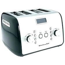 Kitchenaid Ice Blue Toaster Parts Kitchen Aid Silver Artisan 4 Slice