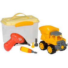 BestChoiceProducts: Best Choice Products Assembly Take-A-Part Dump ... Trains Airplanes Fire Trucks Toddler Boy Bedding 4pc Bed In A Bag Childrens Yellow Dump Truck Art Print Little Splashes Of Color The Home Depot 12volt Truck880333 Everything Kids Under Cstruction 3piece Set With Dark Chocolate Wooden For Boys With Dumptruck Cout Diverting Loft Curtain Beds Step Tonka Toddlers Best Resource True Hope And Future Dudes Dump Truck Bed Bedroom Decor Ideas 23 Your Will Lose Their Minds Over Bed Amazing