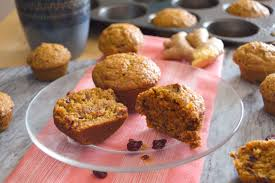 Libby Pumpkin Muffins by Cranberry Ginger Pumpkin Muffins Whole Made Living