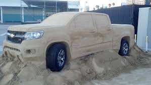 2015 Chevrolet Colorado Gets A Sand Sculpture - Autoevolution Butterflies And Heart Songs Bobbis Birthday At Lake Powell Utah Driving Toyota Cars Off The Road In Sand Desert Forest Amazoncom Maxsa Escaper Buddy Traction Mat Set Of 2 For Offroad Semi Truck Stuck Mesquite Local News 4x4 Car Stock Photo Image Transportation Car Suv Soft On Beach With Tide Coming Big Glace Bay Beach Road Cars Getting Stuck Tow Truck Video 2017 Ford Raptors Spotted In A Sandbox Do You Think We Got Our Explorer Oops Wheel Sand During Stock Photo Download Now Does My 2wd Limited Slip Want Me To Get Black Tire 650457634