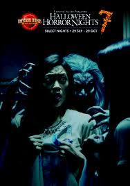 Halloween Horror Nights Express Passtm by Universal Studios Singapore Halloween Horror Nights 7 Kkday Com