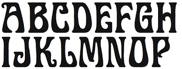 deco typography history new gallo fonts typography graphic design publishing center